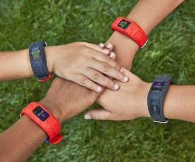 Spider-Man Garmin Vivofit Jr. 2 Is Aimed At Kids