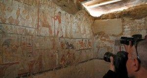Egypt gets the new historical destination as archaeologists unveils 4,400 years old tomb