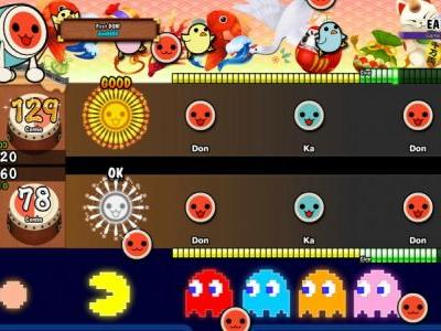 Japanese Rhythm Game Taiko No Tatsujin Getting An International Release