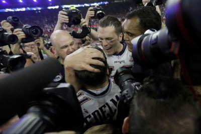 Boston mayor: 'Fire up the duck boats' for Patriots parade