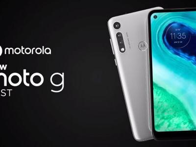 Motorola just leaked the Moto G Fast, and it may be the brand's next cheap phone