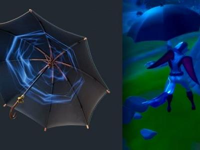 Kingsman Umbrella and Crash Pads in Fortnite: How to use new items from update