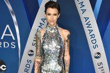 Ruby Rose Shuts Down Haters After Acne & Weight Comments