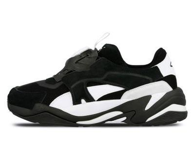 Puma Adds Disc Blaze Technology to the Thunder Spectra in Two Monochromatic Colorways