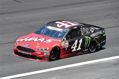 Kurt Busch riding three straight top-fives in All-Star Race