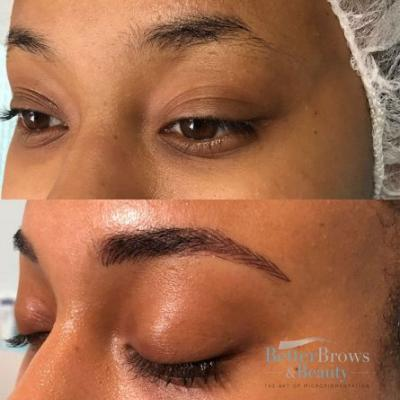 5 Things I Learned After Refreshing My Microbladed Eyebrows