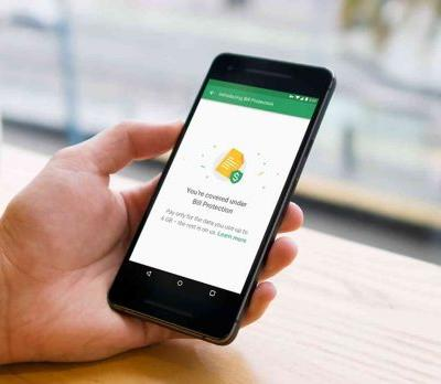 Google's Project Fi launches Bill Protection unlimited plan