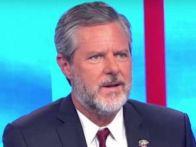 Jerry Falwell, Jr. Tries to Own the Libs By. Encouraging Vaccinations!