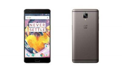 OnePlus 3T Launched In India, Available From December 14th