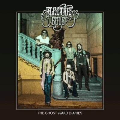 ELECTRIC BOYS To Release 'The Ghost Ward Diaries' Album In November