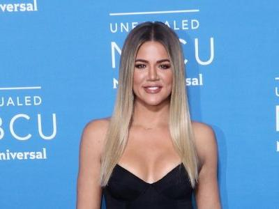 Khloé Kardashian Returns to the Gym to Work on Her Post-Baby Body Just One Month After Giving Birth