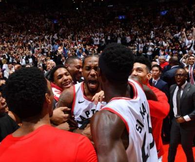 Kawhi Leonard: 'That's Something I Never Experienced Before'