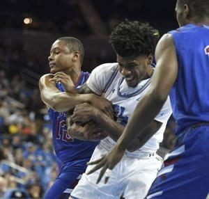 Hands helps No. 17 UCLA beat Presbyterian 80-65