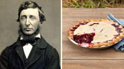 What Did Thoreau Really Eat? You Might Be Surprised