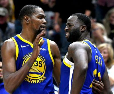 'Pass the damn ball': Warriors stars get in heated argument