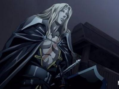 There's a new Netflix Castlevania series coming, featuring Richter Belmont