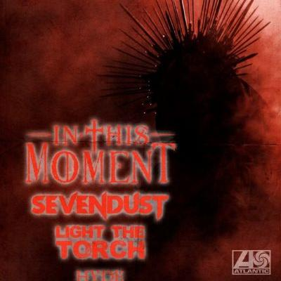 IN THIS MOMENT Announces May 2019 Tour Dates With SEVENDUST, LIGHT THE TORCH