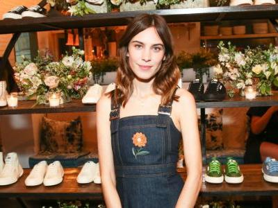 Alexa Chung Loves LA Style, Is Nauseated by Festival Branding