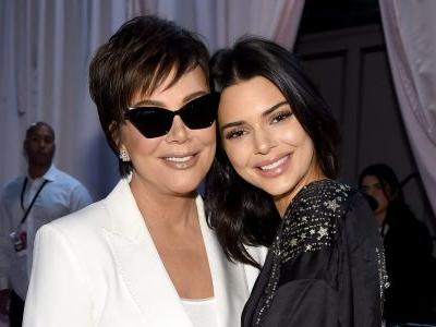 Kris Jenner Tells Us To 'Prepare To Be Moved' By Her 'Brave' Daughter Kendall In Cryptic Tweets