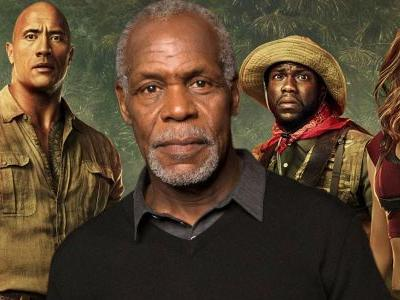 Jumanji: Welcome to the Jungle Sequel Casts Danny Glover