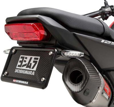 Yoshimura Turn Signal Mounts For Honda Grom And Suzuki SV650