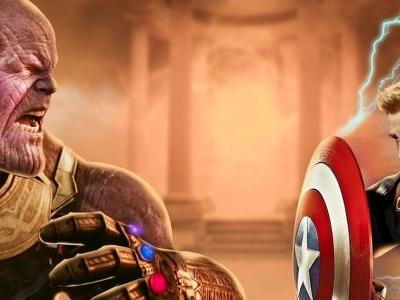 Captain America Vs. Thanos Question Finally Answered by Endgame Writer