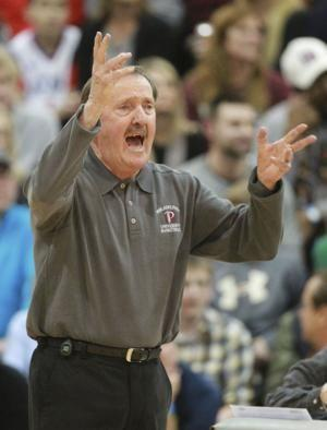 D-II lifer Magee joins Coach K as members of 1,100-win club