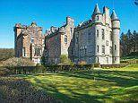 Glenapp Castle in Ayrshire is a classy hotel with real wow factor