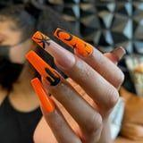 Just Ask Megan Thee Stallion: Sexy Halloween Nails Beat a Sexy Costume, Every Time