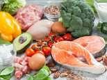 Eating vegetables, fruit and fish may keep people sharp by preventing their brains from shrinking