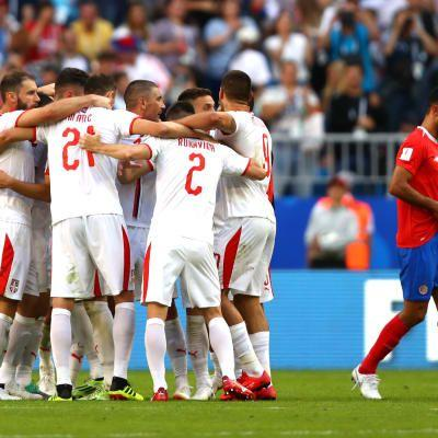 Four things Serbia got right in beating Costa Rica