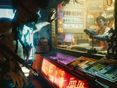 Cyberpunk 2077's trailer hides some good news