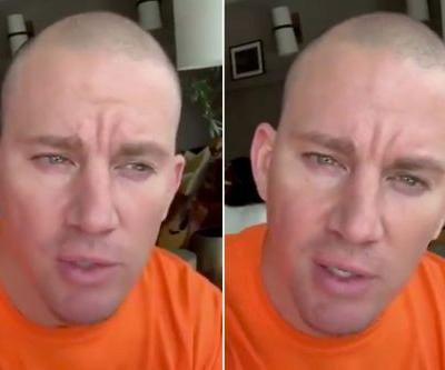 Channing Tatum goes on bizarre rant about personality app Pattern