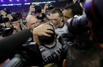 Fire up the duck boats: Patriots take victory lap in Boston