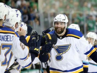 How 'Play Gloria' has become the rallying cry of the St. Louis Blues