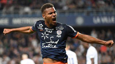 Huddersfield Town sign striker Steve Mounie from Montpellier in club record £11m deal