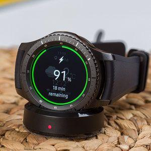 Deal: Samsung Gear S3 frontier smartwatch is on sale for just $250