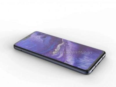 Leaked LG G8 CAD images and Video surface, no foldable display