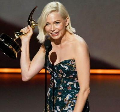 Michelle Williams used her Emmys speech to advocate for equal pay for women: 'It empowers that person'