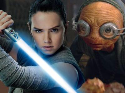 Star Wars 9 Has To Resolve Maz Kanata's Plot Hole | Screen Rant