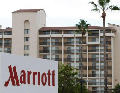 UK watchdog fines Marriott £99m for cyber-hack of details of 7 million British customers