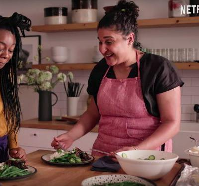 Samin Nosrat, The Most Infectious Personality in Food