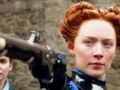 'Mary Queen of Scots' Trailer Promises an Epic Clash of Queens