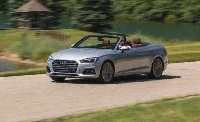 2018 Audi A5 Cabriolet Tested: The Renaissance Droptop