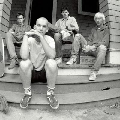 Minor Threat Reunite To Recreate Salad Days EP Cover
