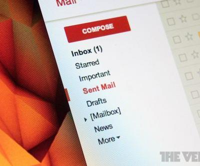 A number of Gmail users got spam messages - from themselves