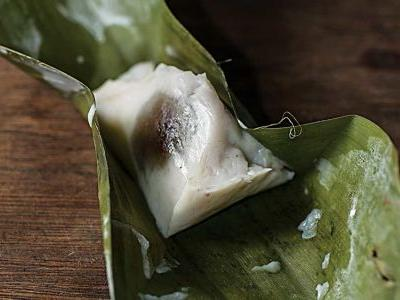Steamed Candied Coconut Sweets