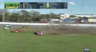 Massive Wrecks In NASCAR Now Mean A Lot More Than They Used To