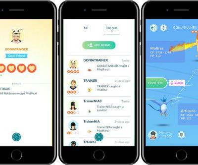 Pokémon Go Is Finally Getting a Trading System, Here's How
