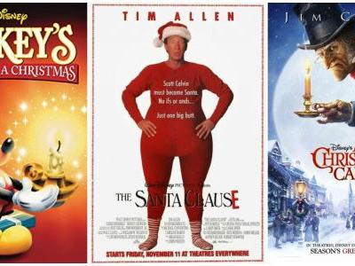 10 Best Disney Christmas Movies